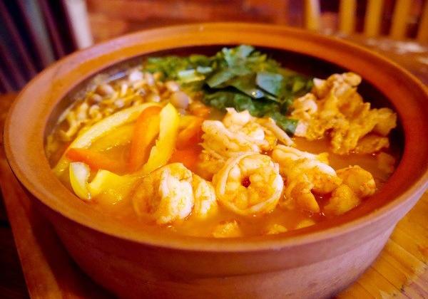 カルディ 海老のびすく鍋の素 簡単ビスク鍋