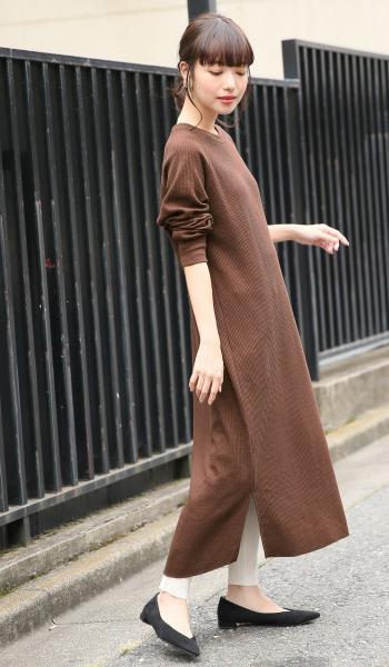 ローリーズファーム「2,000円台からのマキシ丈」